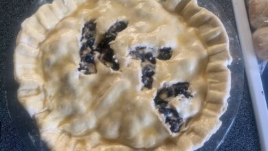 Photo of Homemade Quitter Pie From Gas