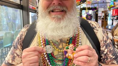 Photo of bubblehed668 at Mardi Gras Galveston