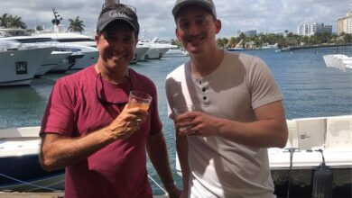Photo of FISHFLORIDA and baseballbrett – Bar Hoppin on the Water