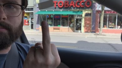 Photo of MNxEngineer With a Message For Big Tobacco