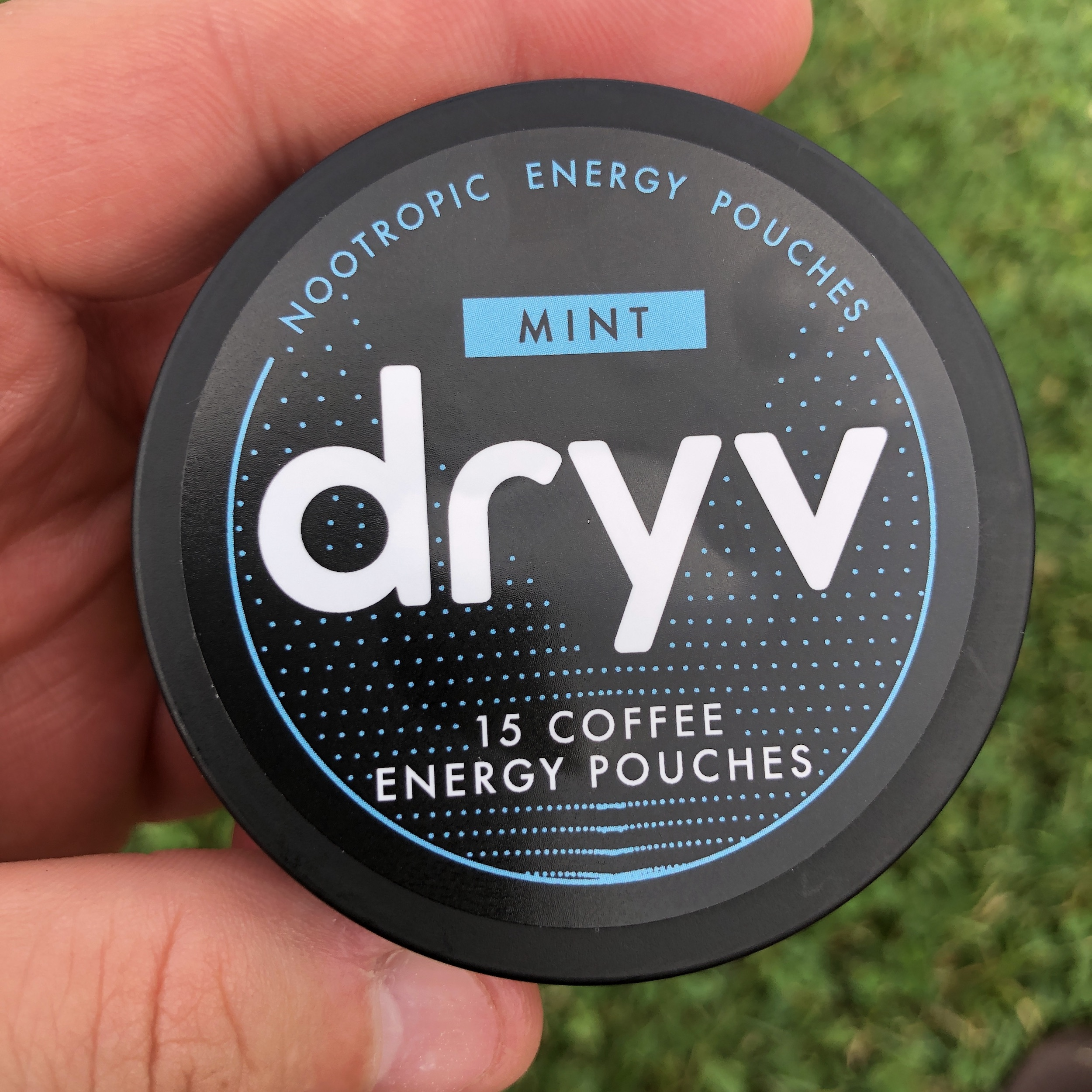 Dryv Energy Pouches Mint 1