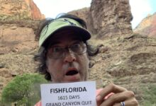 Photo of FISHFLORIDA's Grand Canyon Quit