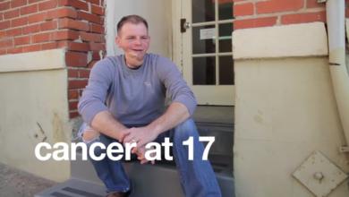 Gruen - Cancer at 17